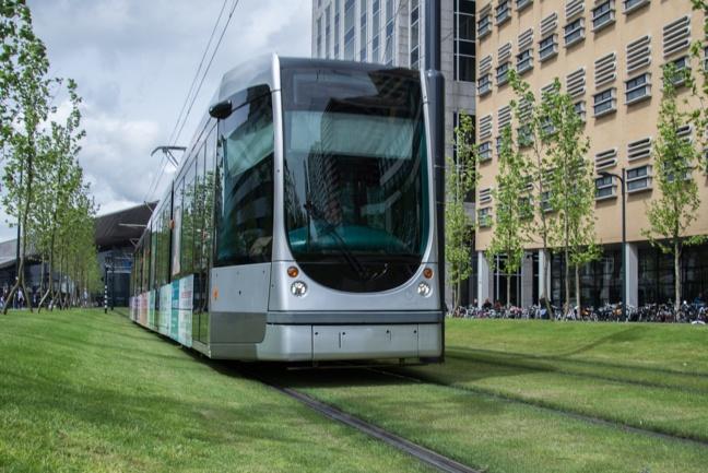 Même sans Siemens, Alstom signe un exercice record
