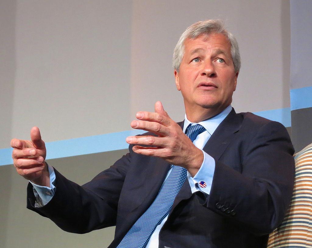 Jamie Dimon, le patron de JPMorgan a perçu 31 millions de dollars en 2018, un record !