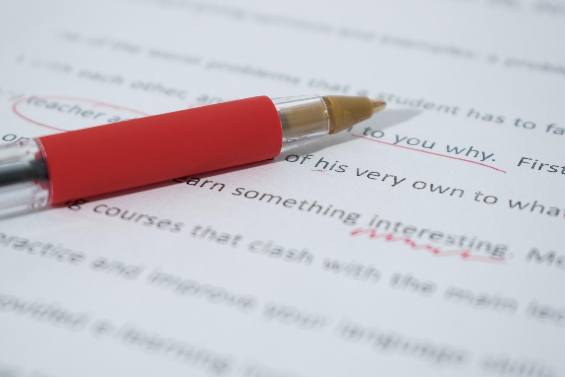 Recrutement : pour la moitié des employeurs, le niveau d'orthographe est primordial