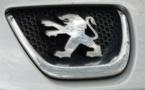 Peugeot : hausse des ventes d'immatriculations neuves de 9,24% en mai