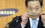 Samsung : l'appel du président pour l'innovation