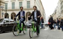 Les vélos en libre service de Gobee.bike abandonnent la France