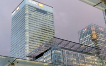 HSBC ambitionne de supprimer 35.000 emplois d'ici fin 2021