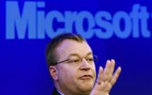 Microsoft à la recherche de son nouveau PDG pourrait écarter l'ancien patron de Nokia