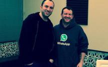 WhatsApp : qui sont les deux créateurs de l'app à 19 milliards de dollars ?