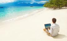 Plus de la moitié des salariés français travaillent pendant leurs vacances