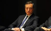 Mario Draghi : il y a un risque limité de déflation en zone euro