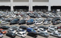Seulement 0,3% de hausse pour le marché automobile en 2014