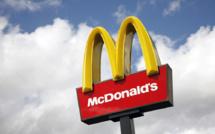 McDonald's épinglé pour une publicité aux Etats-Unis