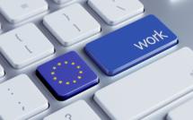 En Europe, 4,1 millions de chômeurs ont trouvé du travail au deuxième trimestre